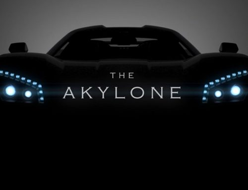 THE AKYLONE – Teaser vidéo