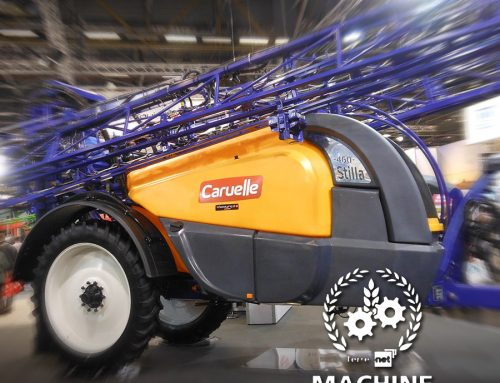 Machine de l'année 2015 – CARUELLE/NICOLAS